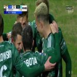 Śląsk Wrocław 1-0 Lechia Gdańsk - Erik Expósito 7' (Polish Ekstraklasa)