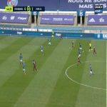 Strasbourg 0-3 PSG - Moise Kean 45'