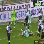 Udinese 0-1 Torino - Andrea Belotti penalty 61'