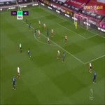 A. Lacazette goal (Sheffield Utd. 0 - [1] Arsenal) 33'
