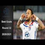 Best Goals Round 32 - Ligue 1