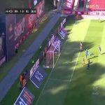 Braga 1-0 Belenenses SAD - Nicolas Gaitan 36'