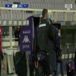 Fiorentina [1]-2 Atalanta - Dušan Vlahović 57'