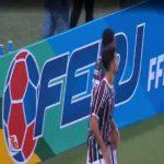 Fluminense [1]-0 Nova Iguaçu - Kayky (great goal)