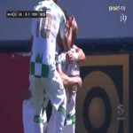 Gil Vicente 0-1 Moreirense - Rafael Martins penalty 19'