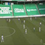 Groningen 0-2 Heerenveen - Tibor Halilovic 87'