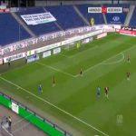 Hannover 1-[3] Heidenheim - Stefan Schimmer 79'