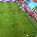 Kayserispor 0-1 Antalyaspor - Naldo 45'