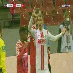 Köln [1]-1 Mainz - Ondrej Duda penalty 43'