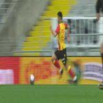 Lens 1-0 Lorient - Gael Kakuta penalty 16'