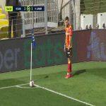 Lens [3]-1 Lorient - Arnaud Kalimuendo 55'