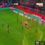 Lokomotiv Moscow 2-0 Spartak Moscow - Fedor Smolov free-kick 45'+1'