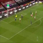 Martinelli goal (Sheffield Utd. 0 - [2] Arsenal) 71'