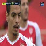 Monaco 1-0 Dijon - Stevan Jovetic 50'