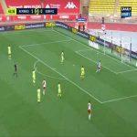 Monaco 2-0 Dijon - Wissam Ben Yedder 63'