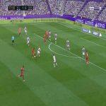 Real Valladolid 1-[1] Granada - Jorge Molina 78'