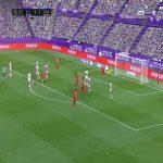Real Valladolid 1-[2] Granada - Quini 86'