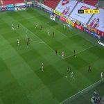 Slavia Praha 1-0 Sparta Praha - Tomáš Holeš 45' (Czech First League)