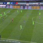 Verona 0-1 Lazio - Sergej Milinkovic-Savic 90'+2'