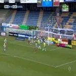 Waalwijk 0-1 Ajax - Sebastien Haller 15'
