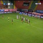 Alanyaspor [2]-2 Denizlispor - Efkan Bekiroglu free-kick 68'