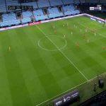 Celta Vigo [2]-1 Sevilla - Iago Aspas 25'