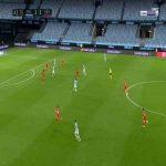 Celta Vigo [3]-2 Sevilla -Brais Mendez 43'