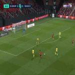 Guingamp 1-0 Toulouse - Jeremy Livolant 27'