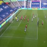 West Brom 0-0 Southampton - Diagne disallowed goal 4' (Offside)