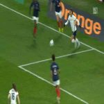France W 0-1 USA W - Megan Rapinoe penalty 5'