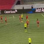 Switzerland W 0-1 Czech Republic W [1-2 on agg.] - Katerina Svitkova 51'