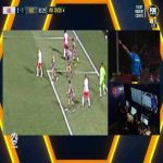 Adelaide United [3]-1 Macarthur - Ben Halloran 81' (Great Goal)
