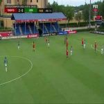Toronto 2-[1] Club Leon - Fernando Navarro 80' (3-2 on aggregate)
