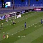 Al Hilal (KSA) 0 - [1] AGMK (Uzbekistan) — Zafar Polvonov 11' — (ACL Group Stage - Round 1) - GK blunder