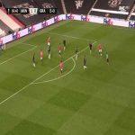 Manchester Utd 2-0 Granada [4-0 on agg.] - Jesus Vallejo OG 90'