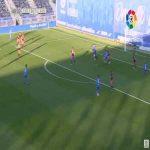 Fuenlabrada [1]-1 Sabadell - Borja Garces 49'