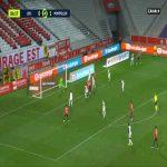 Lille [1]-1 Montpellier - Luiz Araujo 85'