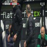 Borussia Mönchengladbach 1-0 Eintracht Frankfurt - Matthias Ginter 10'