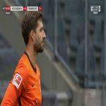 Borussia Mönchengladbach 4-0 Eintracht Frankfurt - Hannes Wolf 90+5'