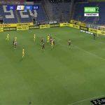 Cagliari 1-[3] Parma - Dennis Man 60'