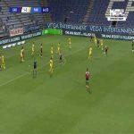 Cagliari [2]-3 Parma - Razvan Marin 66'
