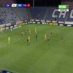Cagliari [4]-3 Parma - Alberto Cerri 90'+4'