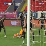 Goztepe 1-[3] Galatasaray - Kerem Akturkoglu penalty 64'