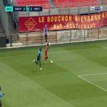 Rodez 1-0 Paris FC - Remy Boissier 5'