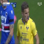 Sampdoria 0-1 Hellas Verona - Darko Lazović FK 13'