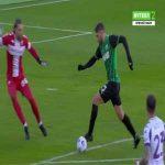 Sassuolo [1]-1 Fiorentina - Domenico Berardi penalty 57'