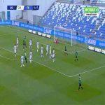 Sassuolo [3]-1 Fiorentina - Maxime Lopez 75'