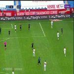 Trabzonspor [1] - 1 Hatayspor - Djaniny 22'