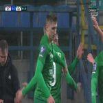 Wisła Kraków 0-1 Warta Poznań - Mateusz Kuzimski 88' (Polish Ekstraklasa)