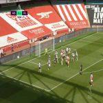 Arsenal [1] - 1 Fulham - Eddie Nketiah 90+7'
